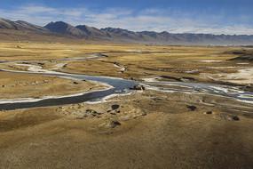 青藏高原河流