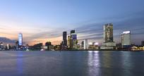上海北外滩江岸线美景
