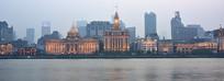 上海浦西外滩建筑