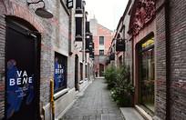 上海新天地的石库门老弄堂