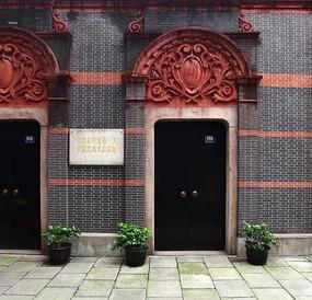 上海中共一大会址局部
