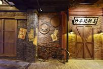 老上海的老车行