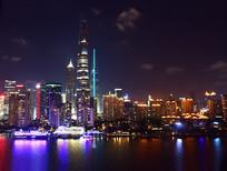 上海陆家嘴金融中心建筑群