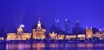 上海外滩之夜