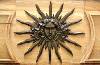 太阳神浮雕