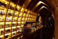 钟书阁的书架