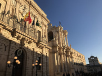 罗马柱大楼