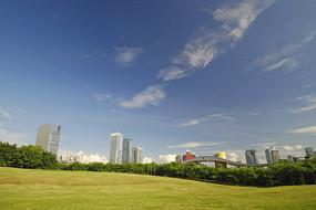 深圳中心区CBD及市民中心