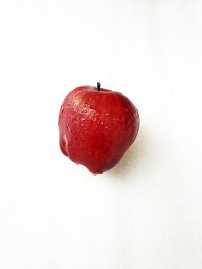 水嫩红苹果