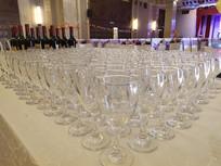晚会玻璃杯