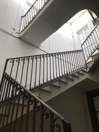 锡拉库萨民宿楼梯
