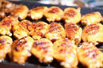 美味烤鸡翅