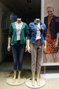 女装专卖店