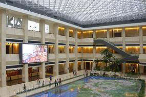深圳博物馆地图模型