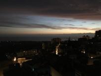阿格里真托城市夜景
