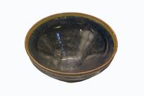 宋代茶具 黑釉瓷茶盏