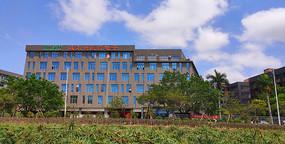 威尔德医疗电子公司大楼外景