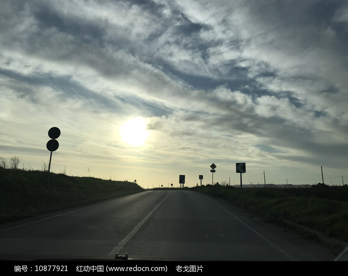 意大利公路图片