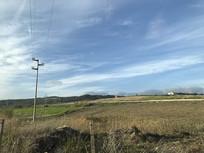 意大利绿色原野