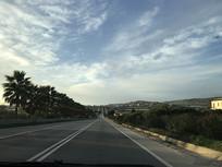 意大利乡间公路