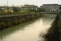 成都东风渠上的净水厂