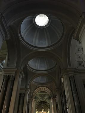 圣马利亚升天大教堂穹顶