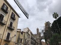 意大利巴勒莫建筑
