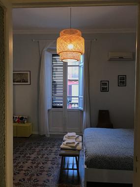 意大利巴勒莫民宿卧室