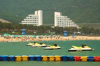 深圳小梅沙-海滨浴场