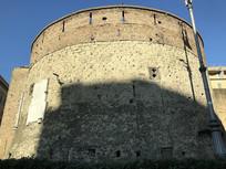 罗马古堡建筑