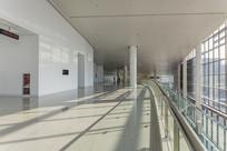 山东国际会展中心内景
