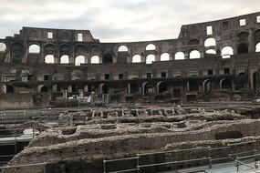 古罗马斗兽场修复