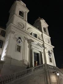 蜡烛光大教堂外立面