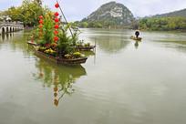 七星岩莲湖