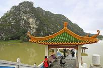 肇庆七星岩仙女湖湿地公园
