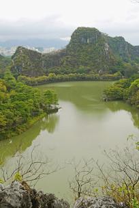 肇庆七星岩星湖