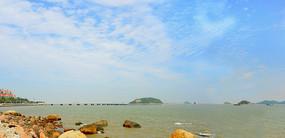 珠海海岸岛屿及跨海连岛大桥