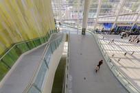 山东国际会展中心建筑内部