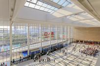 山东国际会展中心西入口