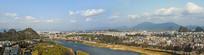 桂林山水及城市风光