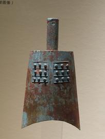 战国文物甬钟