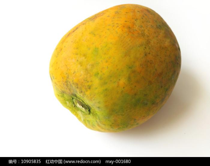 一个木瓜图片