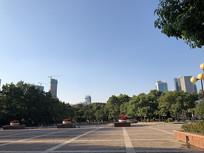 中山公园广场