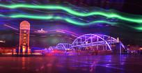 黄河第一桥之中山铁桥