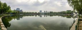 大宁公园南湖