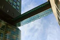 德国柏林城市玻璃廊桥