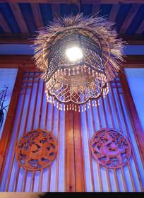 古朴装修灯具