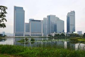 义乌地标建筑商务中心