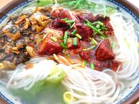 云南米线美食