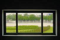 越南海阳省工业区工厂绿化